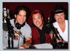 Michael Damian, Little Bubba and Buck McCoy
